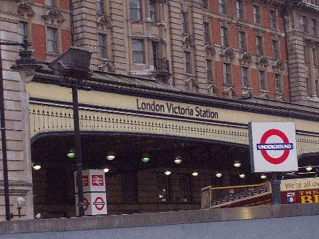 Heathrow to Victoria Station Taxi – 247heathrowairporttransfer