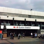 heathrow taxi transfer euston station
