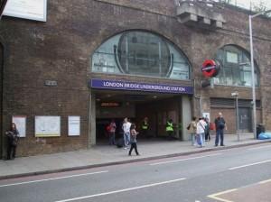 heathrow taxi transfer london bridge station
