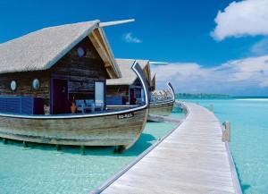 14. Cocoa Island Hotel, Maldives