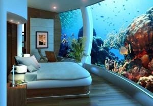 4. Poseidon Undersea Resort, Fiji