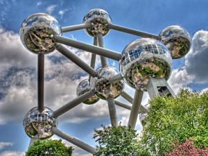 5. The Atomium, Brussels