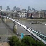 Taxi Transfer to Millennium Bridge