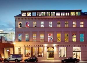 16. Arte Luise Kunsthotel, Germany