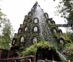 3. Magic Mountain Lodge, Chile