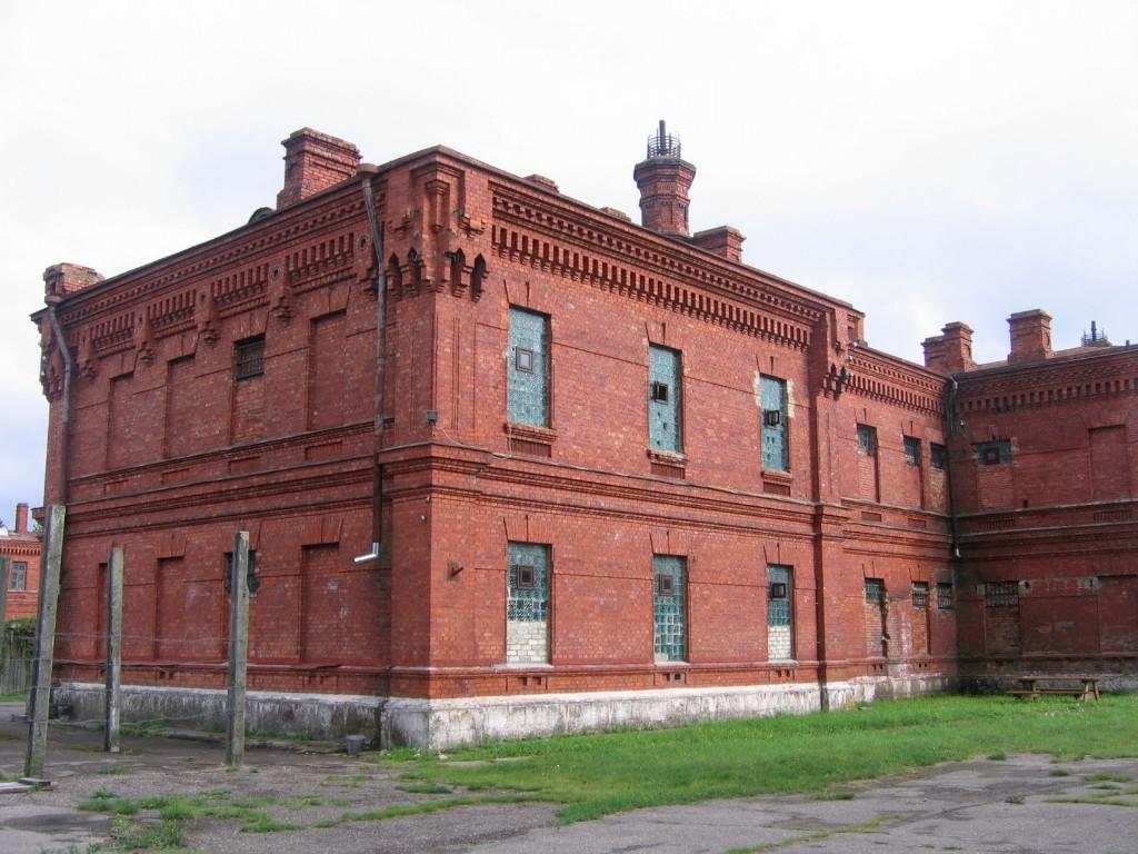 20. Karosta Prison Latvia