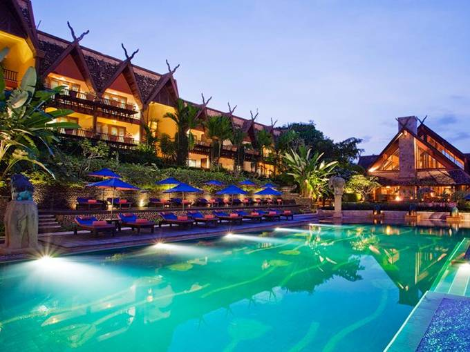 19. Anantara Golden Triangle Thailand